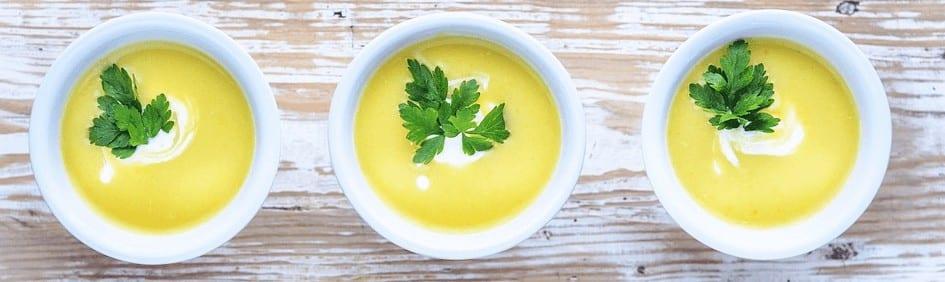 Dampfgarer Kartoffel Suppe Rezept
