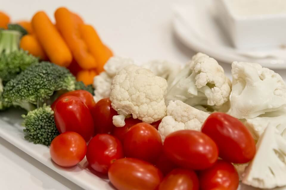 Gemüse im Dampfgarer Rezepte