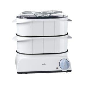 Braun FS 20 Dampfgarer Multi Gourmet mit 850-Watt-Heizelement