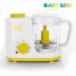 Baby Line Mixer und Dampfgarer