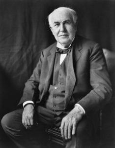 Thomas Edison Dampfgarer