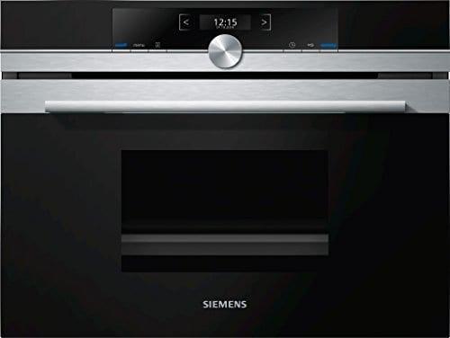 Siemens CD634GBS1 einbau Dampfgarer