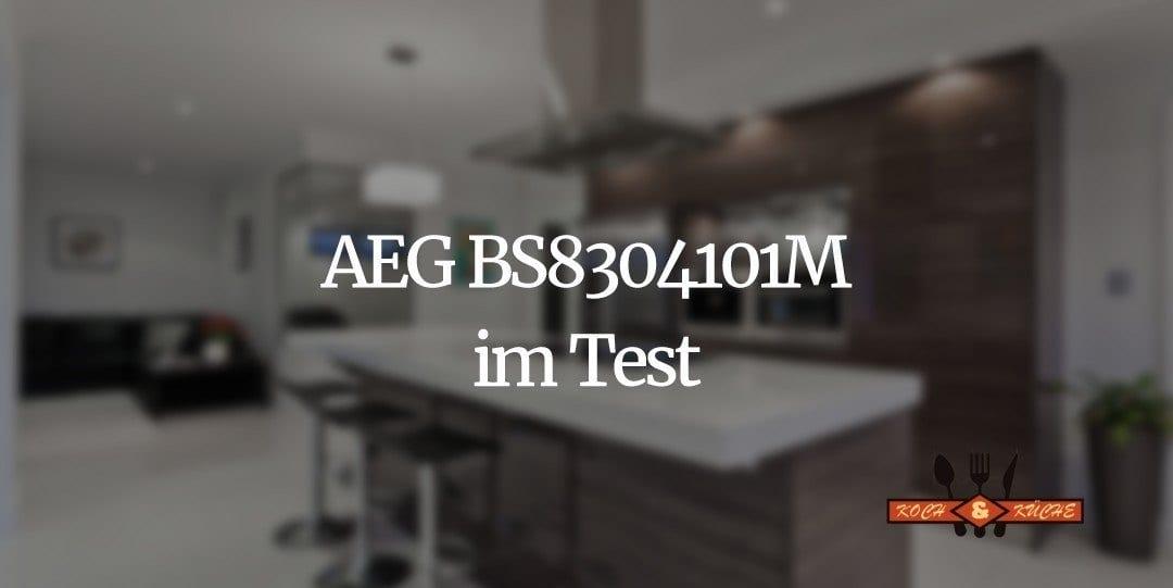 Der AEG BS8304101M im Test