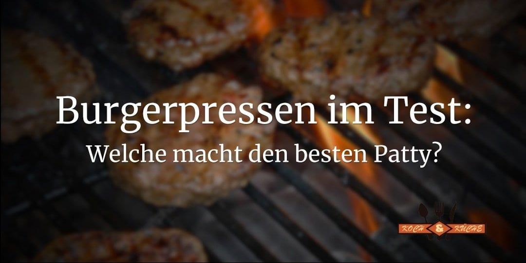 ᐅ Burgerpressen-Test – Die besten Burgerpressen im Vergleich