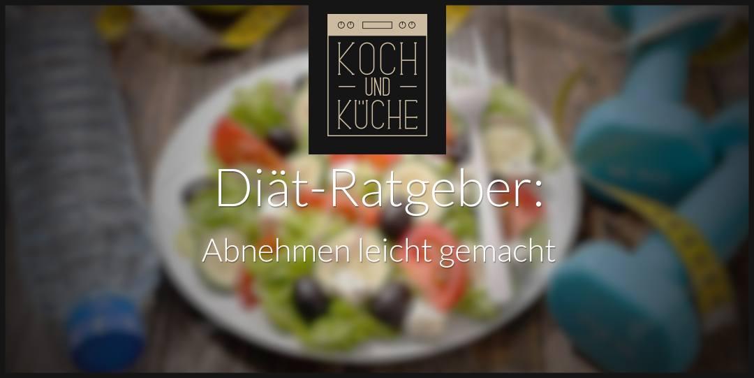 ᐅ Diät-Ratgeber: Dank gesunder Ernährung zum Wunschgewicht