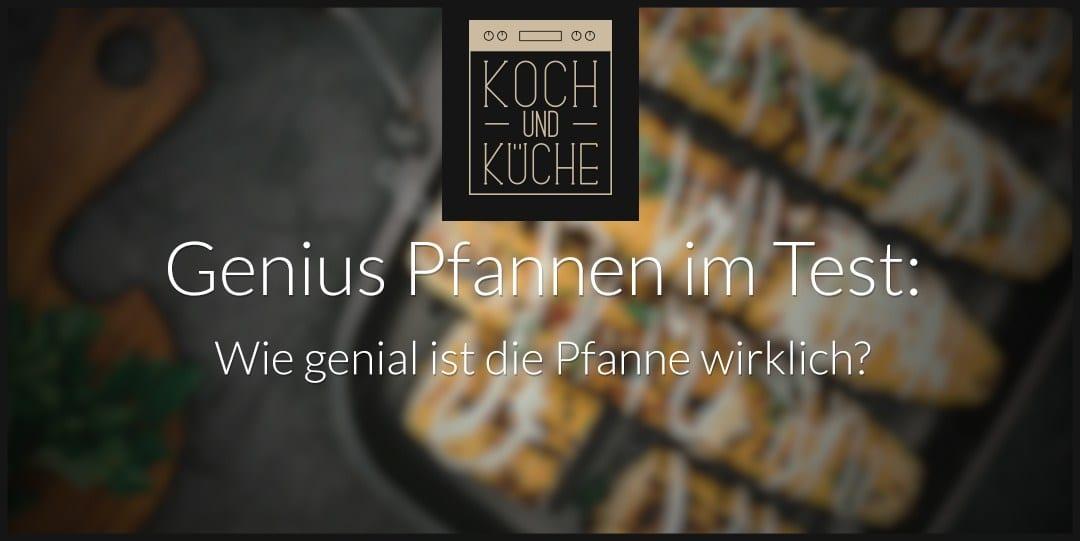 ᐅ Genius-Pfannen-Test