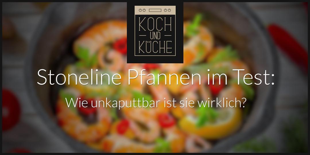 ᐅ STONELINE Pfannen-Test
